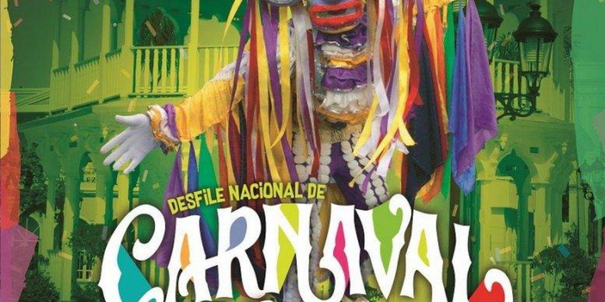 """Cultura inicia preparativos para """"Desfile Nacional del Carnaval"""" en SD"""