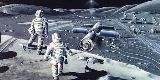 China base lunar