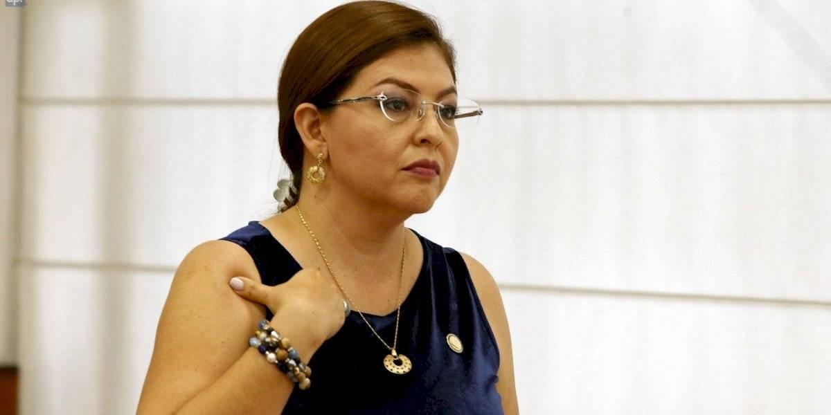 Sofía Espín regresa a la Asamblea Nacional tras ser electa en los comicios del 2021