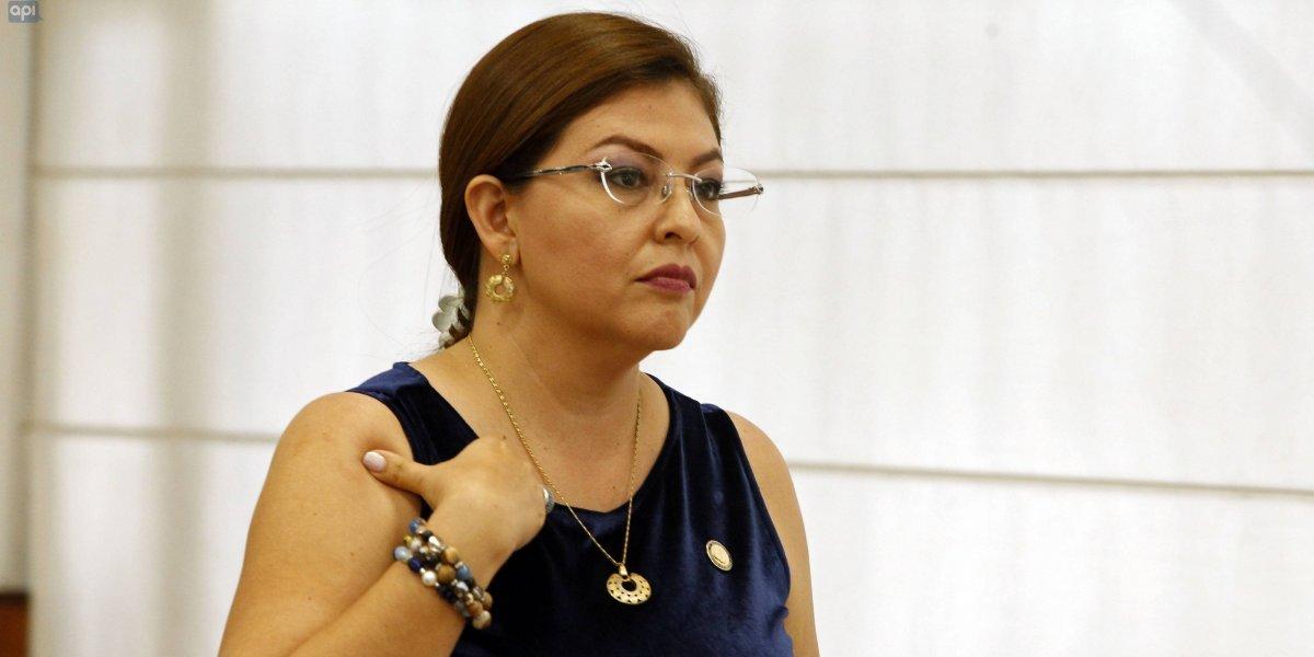 Corte de Justicia confirma la destitución de Sofía Espín