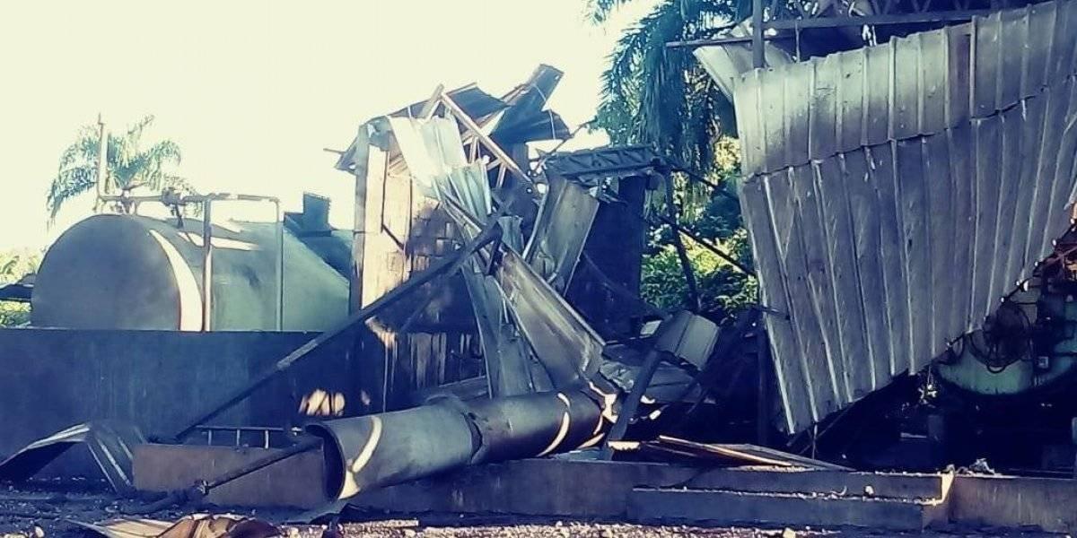 Tres de los cuatro heridos explosión en Manoguayabo están en estado crítico