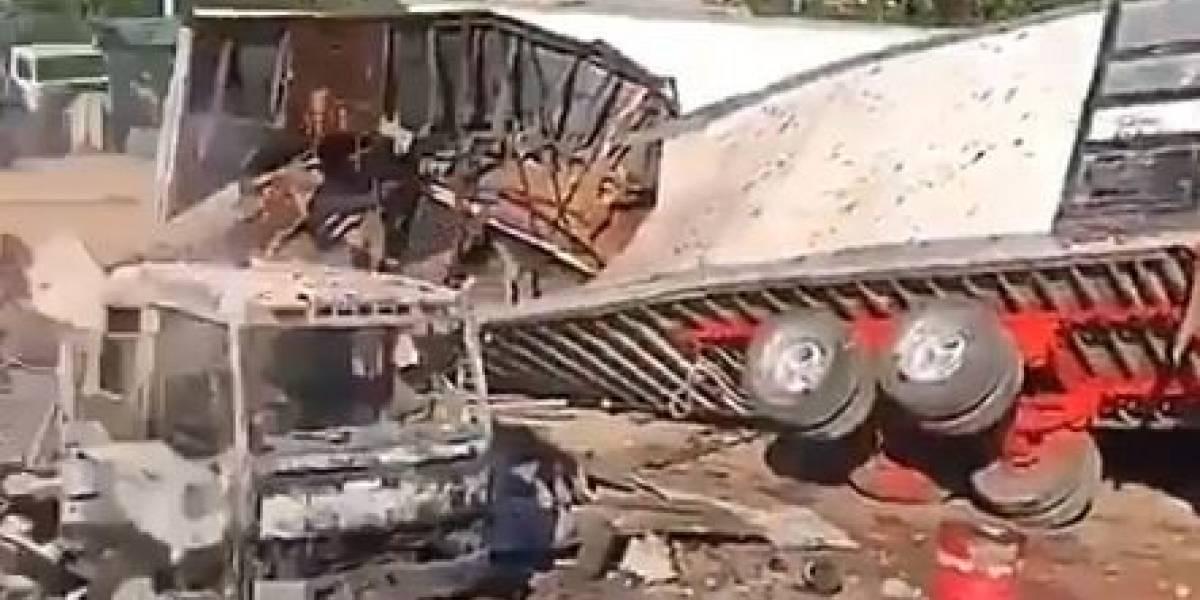 En estado crítico 3 de los 4 heridos en explosión en Manoguayabo