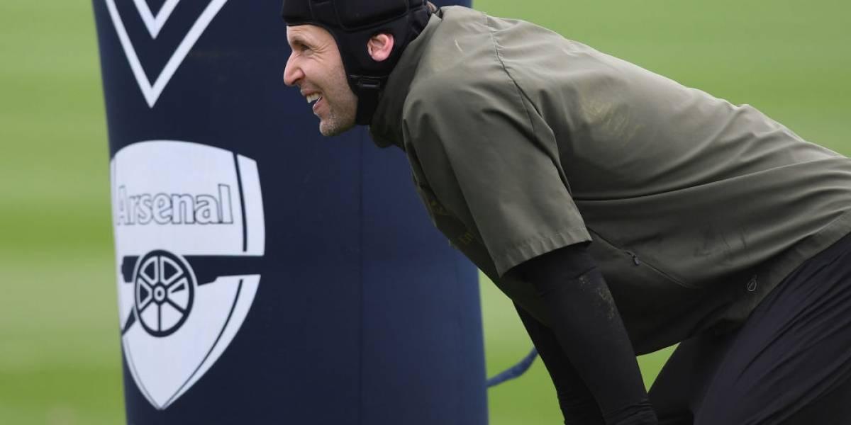 El adiós de un grande: Petr Cech anunció su retiro del fútbol