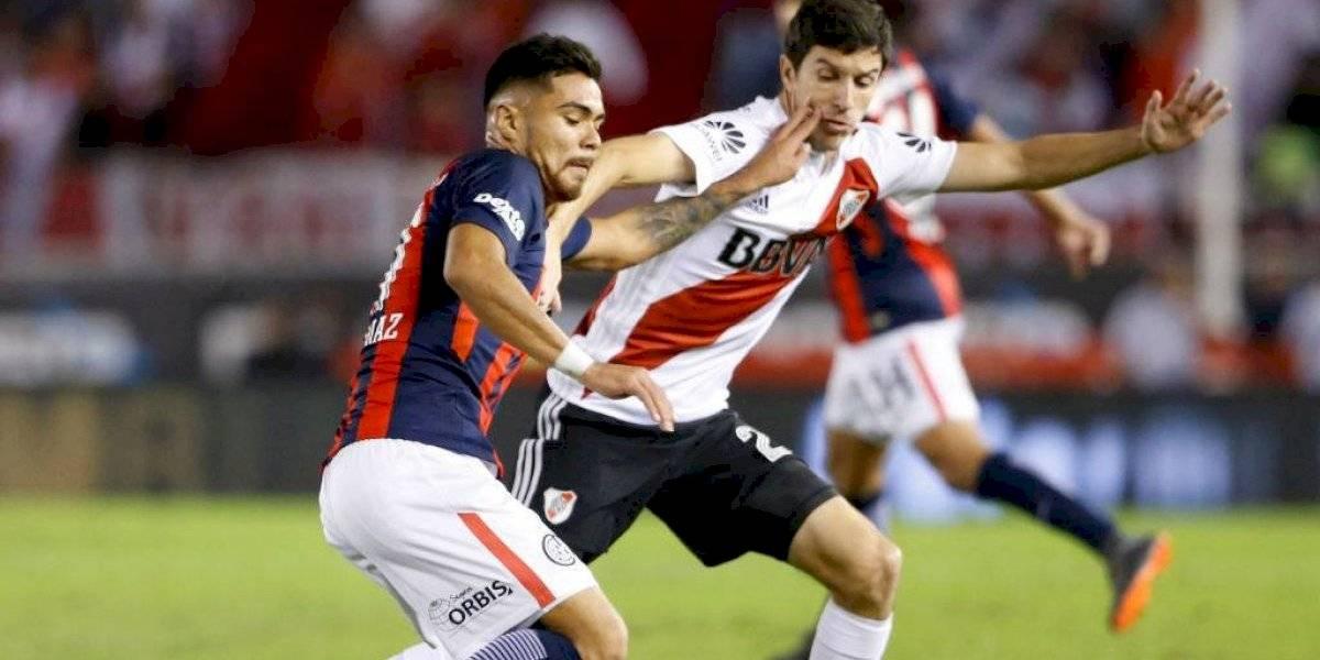 River Plate quema sus últimos cartuchos para quedarse con Paulo Díaz
