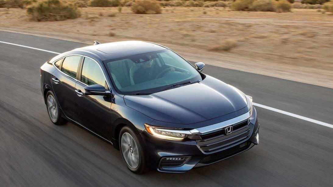 Honda: Insight Reprodução/ Divulgação