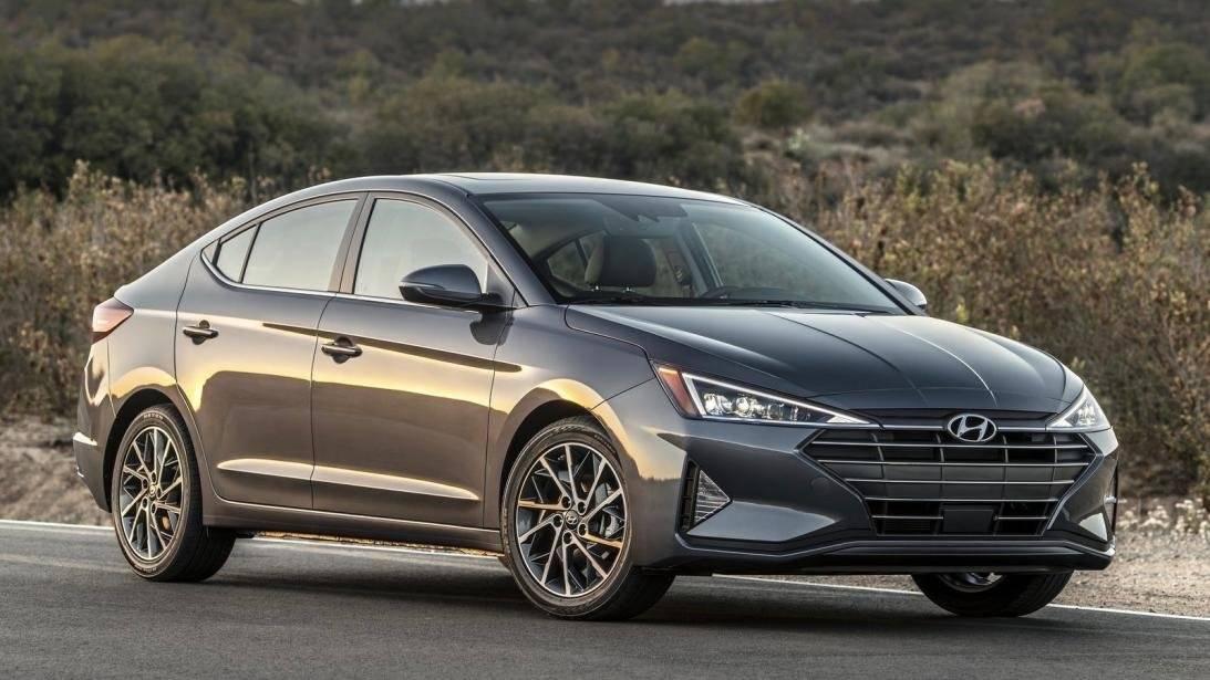 Hyundai: Elantra Reprodução/ Divulgação