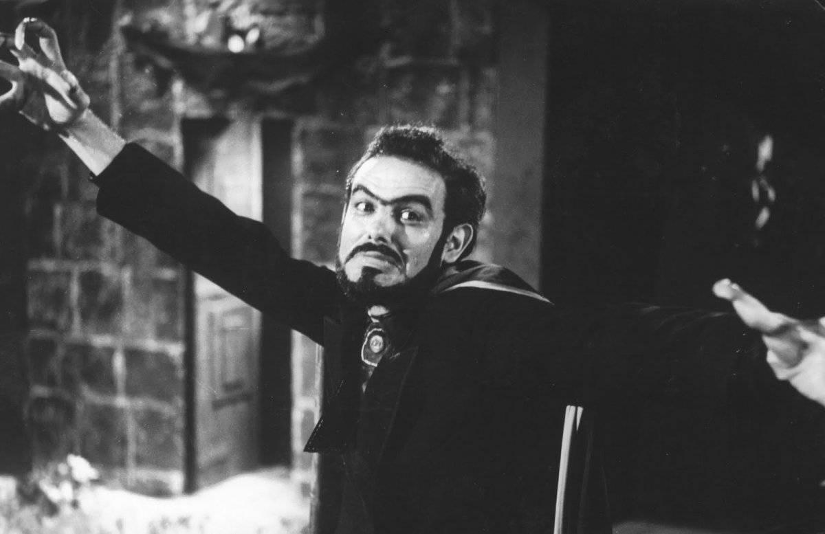 Cena de À Meia-Noite Levarei sua Alma (1964), Zé do Caixão, José Mojica Marins