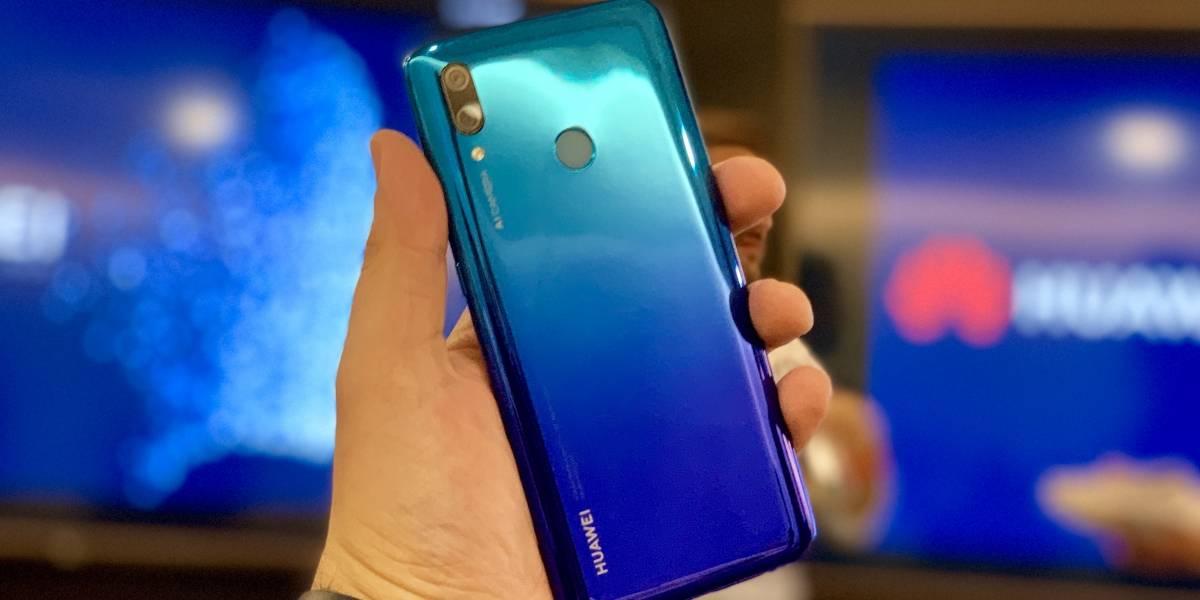 Huawei oficializa la llegada de su modelo P Smart 2019 a Chile y estas son sus especificaciones