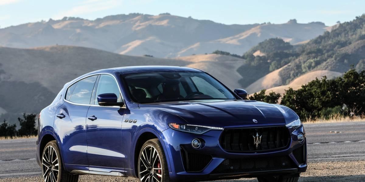 Levante Trofeo: Maserati suma potencia a su primer SUV