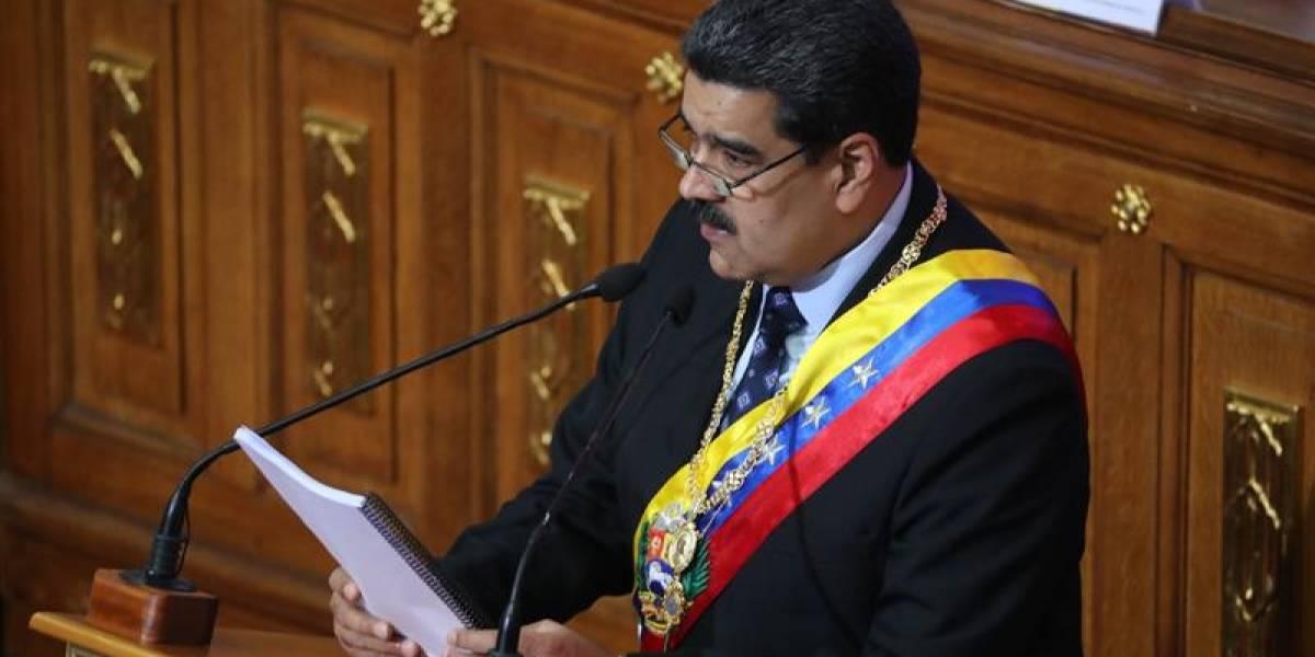 """Maduro acusa a Moreno de persecución """"nazi fascista"""" a venezolanos en Ecuador"""