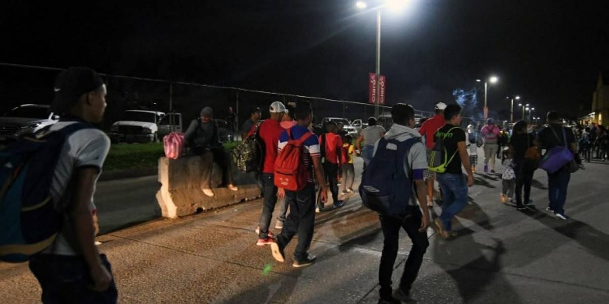 EE.UU. habría vigilado a periodistas que seguían a migrantes centroamericanos