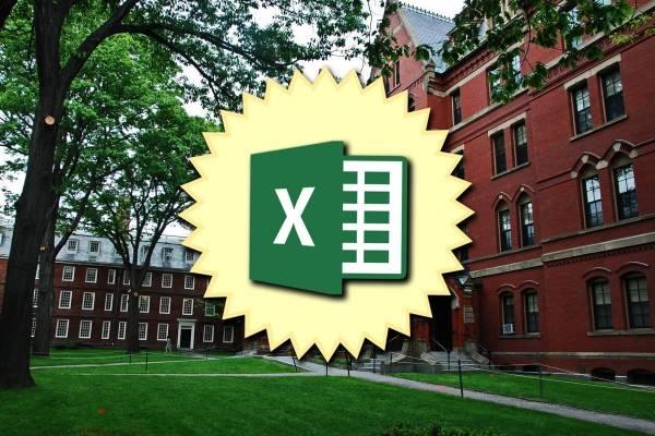 55039f2b3 Estas son las 10 funciones más importantes de Excel que recomienda la  Universidad de Harvard
