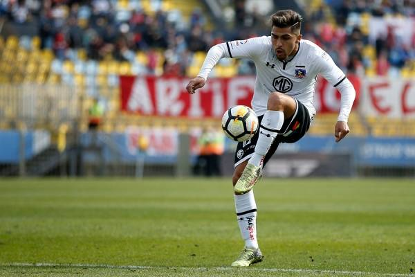 César Pinares dejó Colo Colo y se convertirá en jugador de la UC / Foto: Photosport