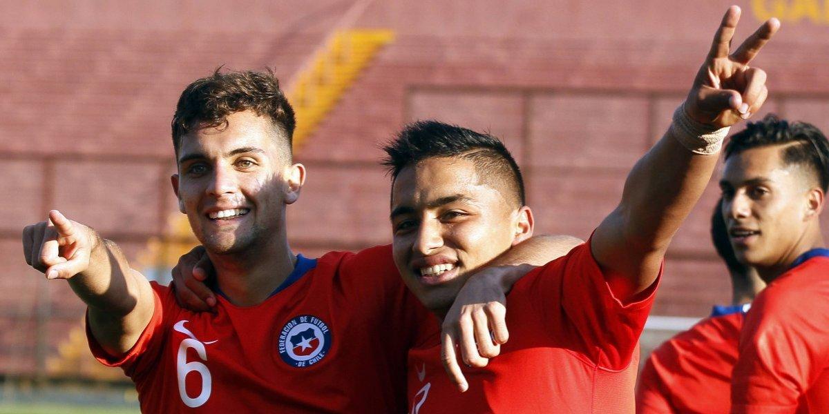 Vinicius Junior a la cabeza y Saavedra con Guerra por Chile: Los grandes ausentes del Sudamericano Sub 20