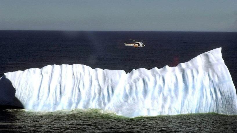 Antártida derrite