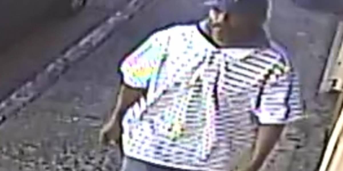 Publican imagen de sujeto que cometió robo en San Juan