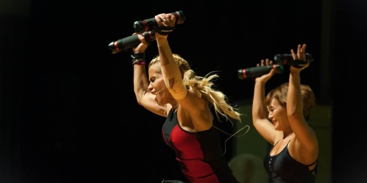 Boricua llega hasta Corea con su modalidad de ejercicios Xco Latin by Jackie