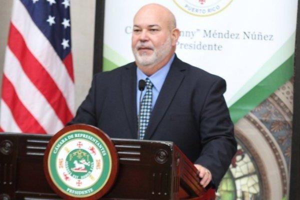 Presidente de la Cámara de Representantes, Carlos 'Johnny' Méndez Núñez. Foto suministrada