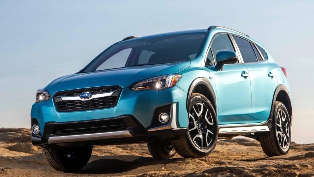 Subaru: Crosstrek Reprodução/ Divulgação