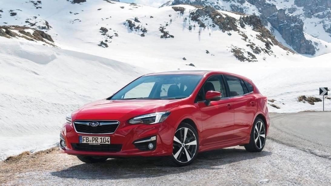 Subaru: Imprenza Reprodução/ Divulgação