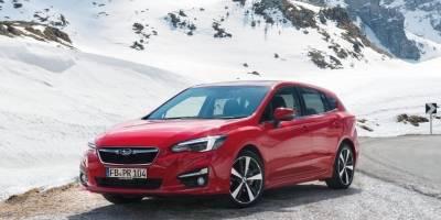 Subaru: Imprenza