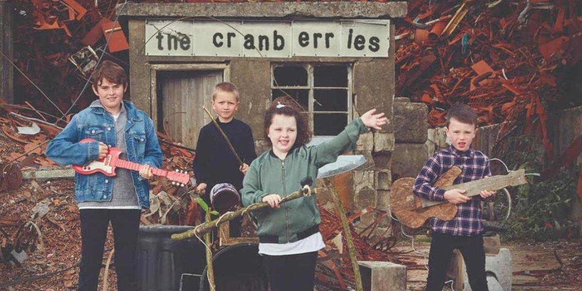 Así suena 'All over now', la nueva canción de 'The Cranberries'
