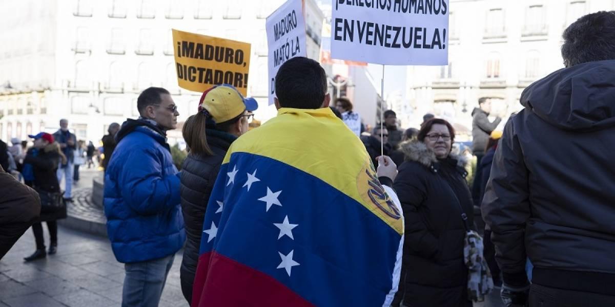 """EEUU: """"Ya es hora"""" de un nuevo gobierno en Venezuela"""