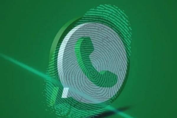 WhatsApp protegerá las conversaciones con huella