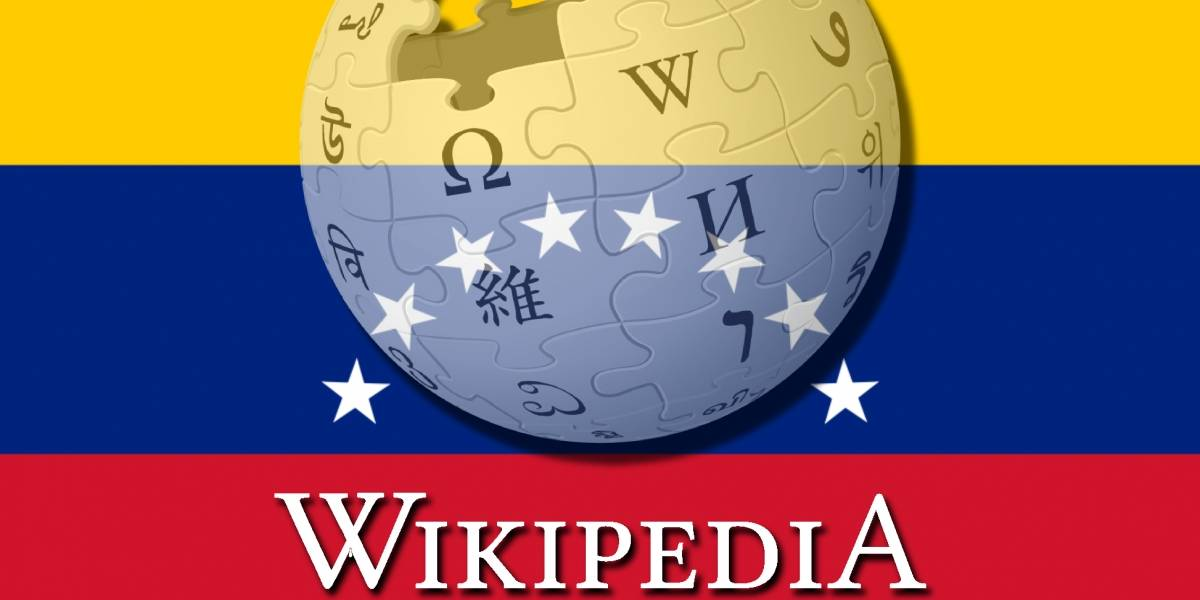 Una guerra virtual desatada en Wikipedia terminó con el bloqueo de la página en Venezuela