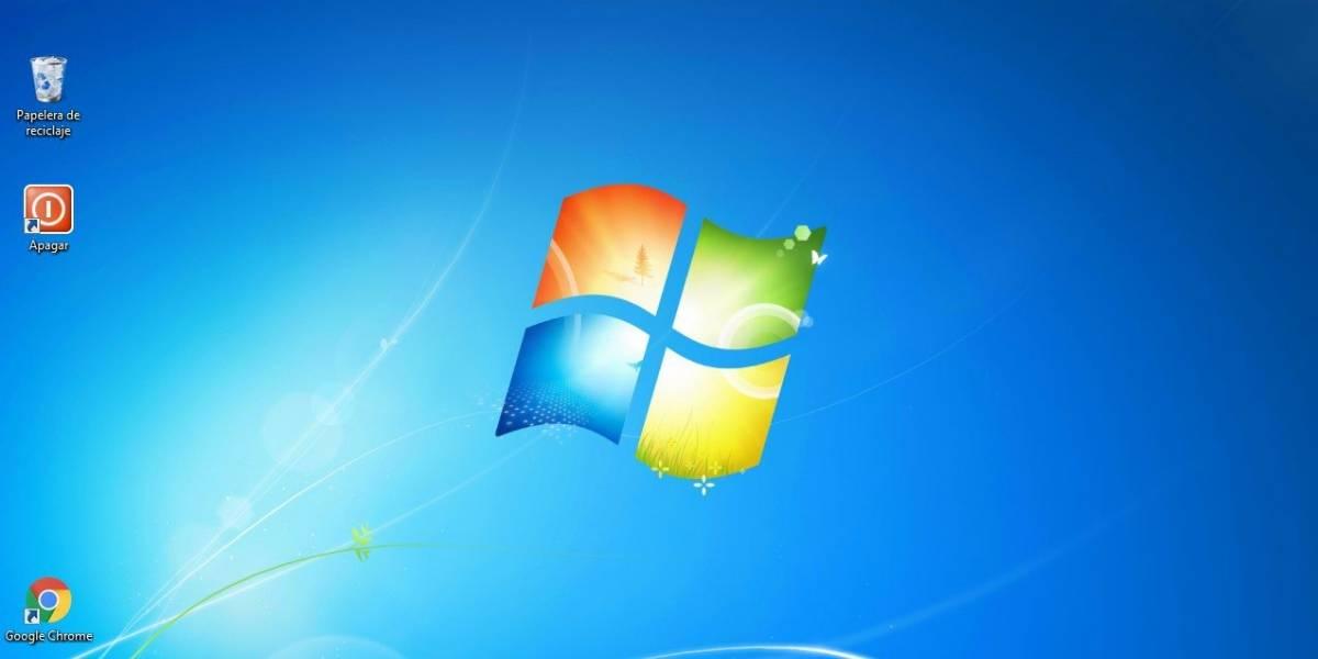 Vuela alto Windows 7: En un año más cortarán el soporte al popular sistema operativo