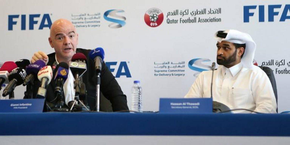 La presencia de 48 equipos en Catar 2022 dependerá del país sede de la próxima Copa del Mundo