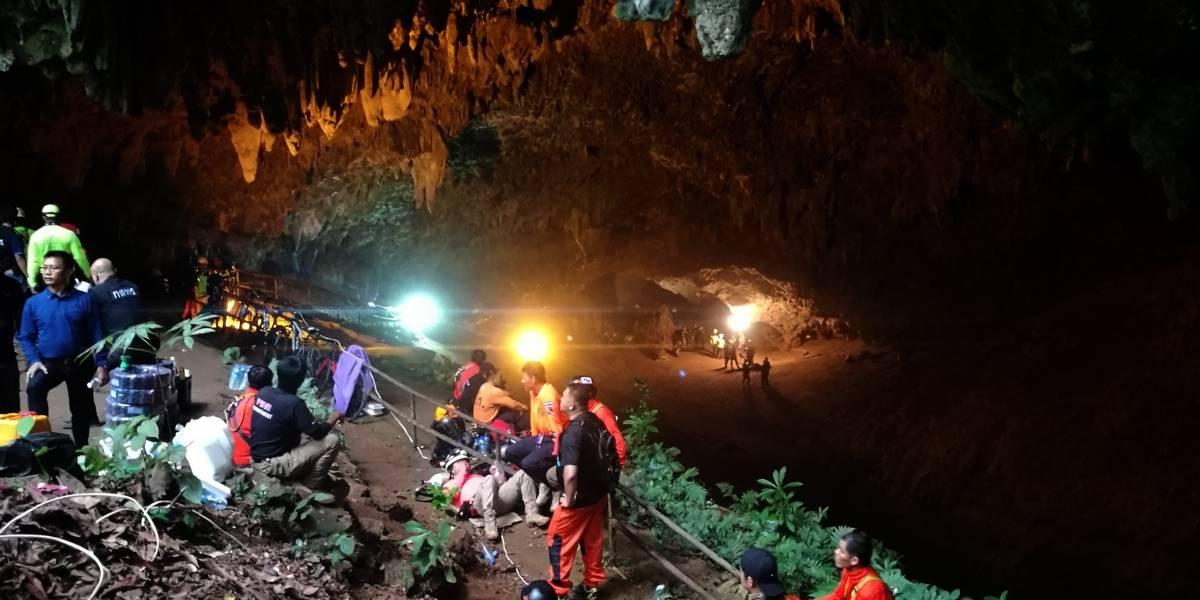 Después de seis meses, se conoce mentira sobre el rescate de 12 niños atrapados en una cueva