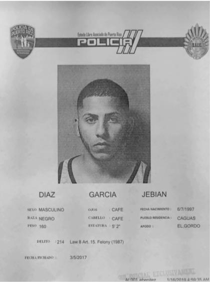 Jebían Díaz García