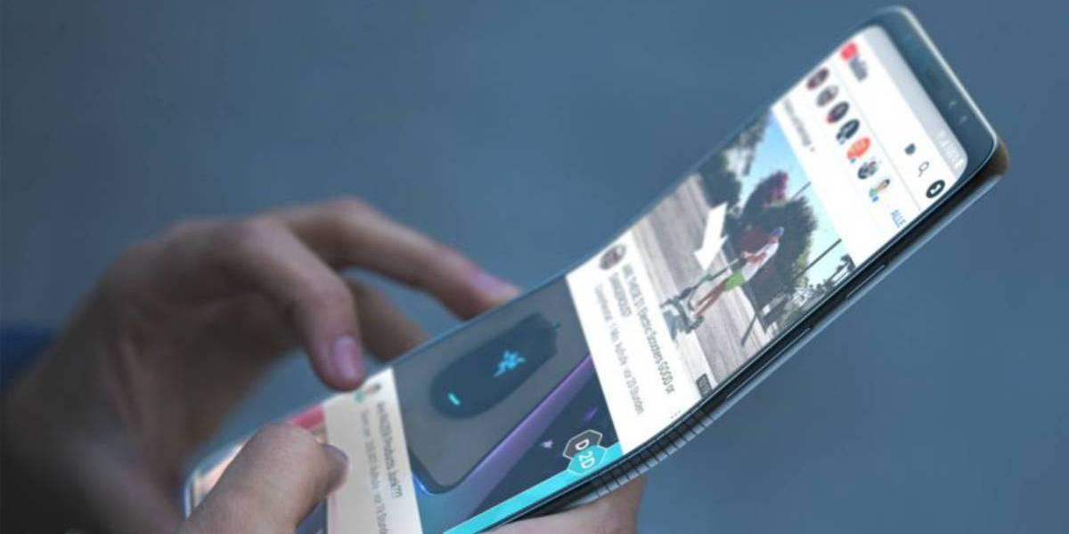 """Galaxy F: Estos serían los grandes competidores """"plegables"""" del modelo de Samsung"""