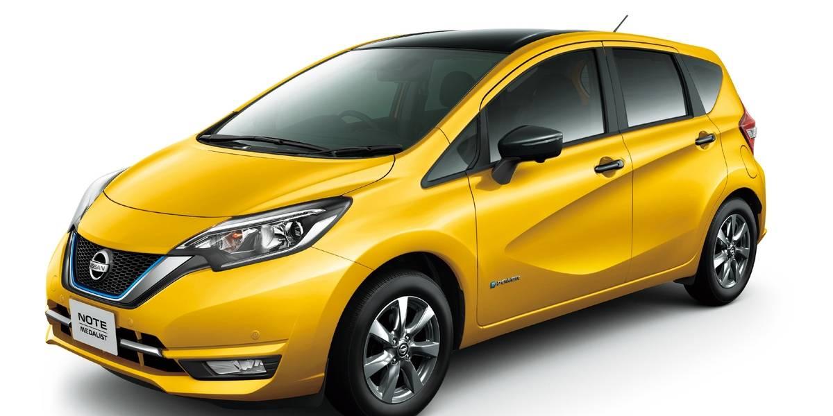 El Nissan Note electrificado es el auto más vendido de Japón en 2018