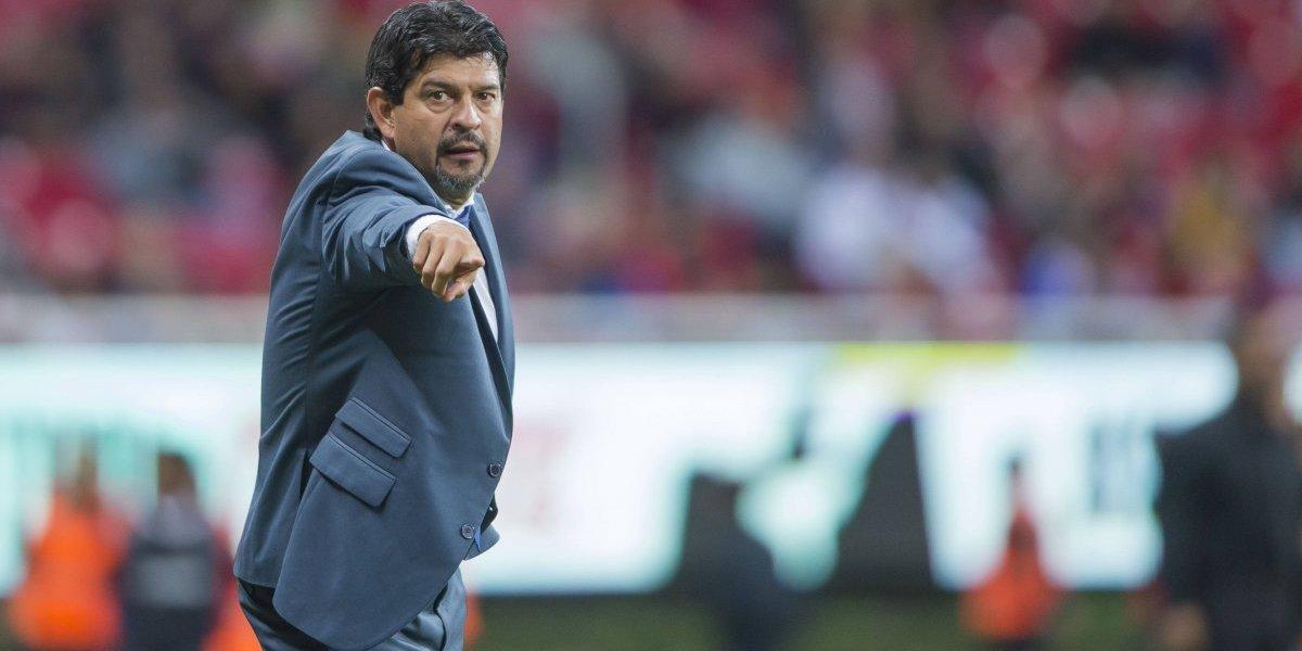 José Saturnino Cardozo tendría las horas contadas como entrenador de Chivas