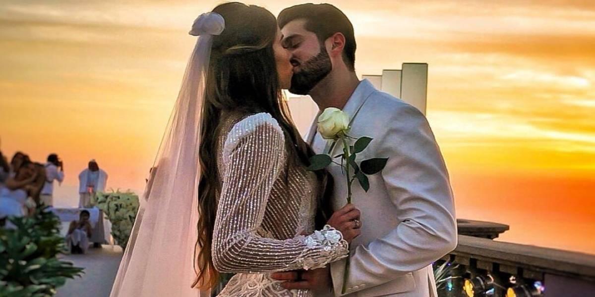 Alok publica vídeo de seu casamento no Cristo Redentor, no Rio; assista