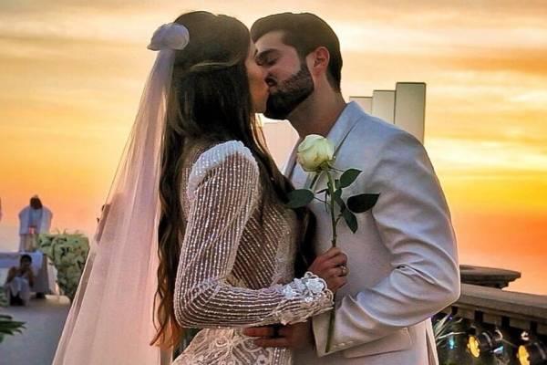 casamento alok romana novais