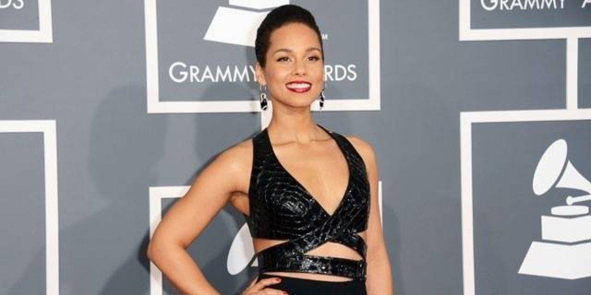 Alicia Keys se encargara del Grammy 2019