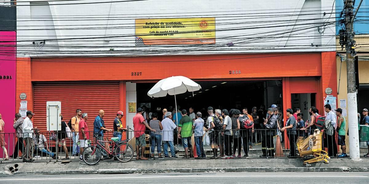 Veja lista de restaurantes do Programa Bom Prato em São Paulo