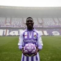 Stiven Plaza jugará en el Real Valladolid hasta el 2023