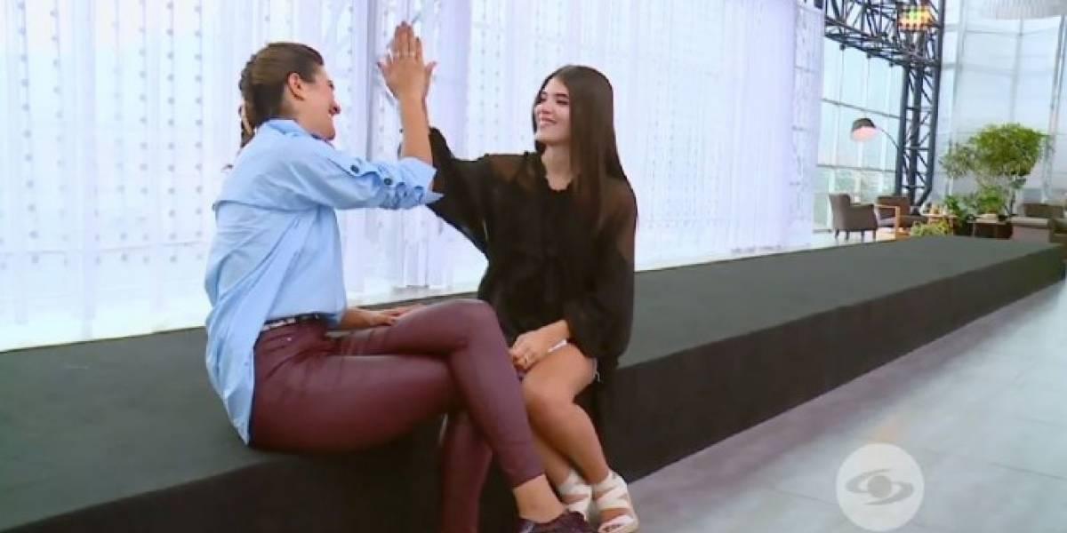 Los memes que dejó escena entre Mara y Carolina Castro en 'La agencia'