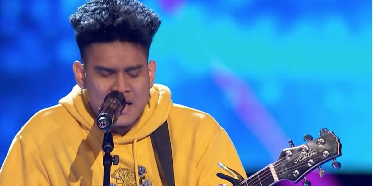 """Ecuatoriano impresiona con su talento en la """"La Voz"""" España"""