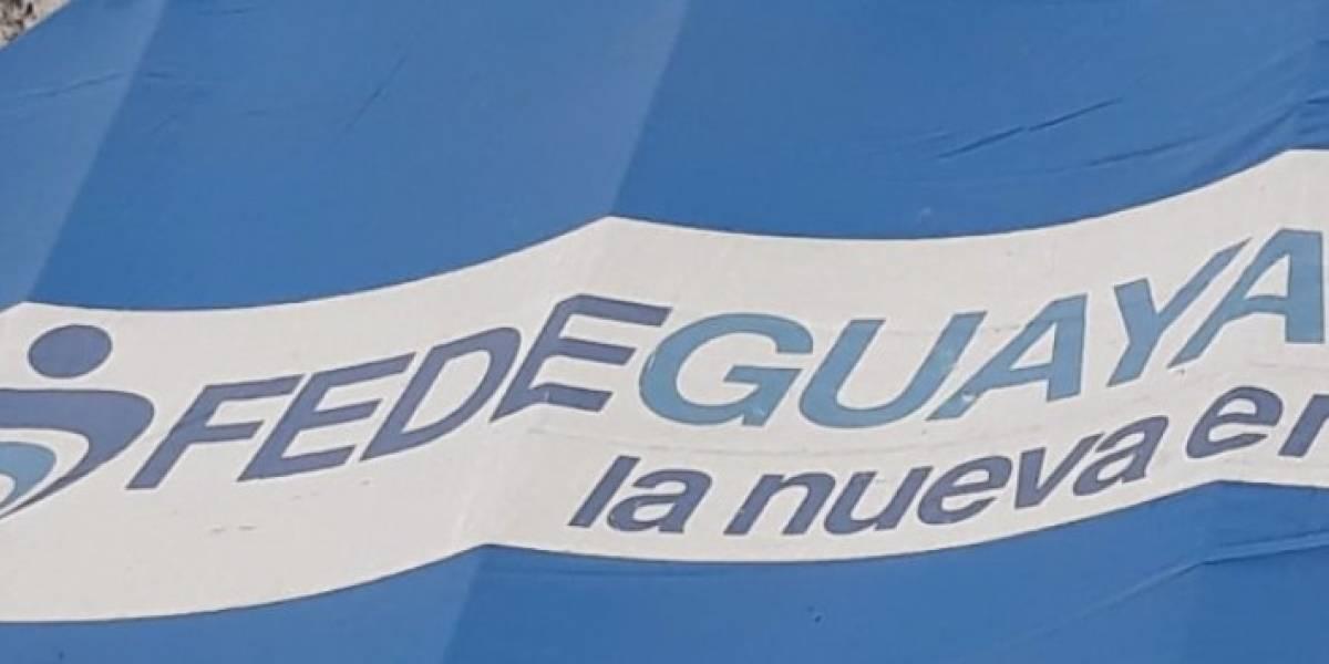 La Secretaría del Deporte anunció la intervención de Fedeguayas