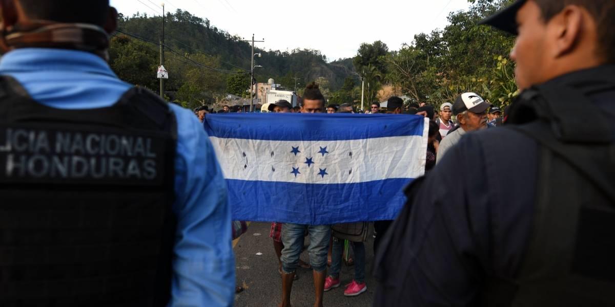 Llegan a Honduras las primeras familias deportadas de Estados Unidos