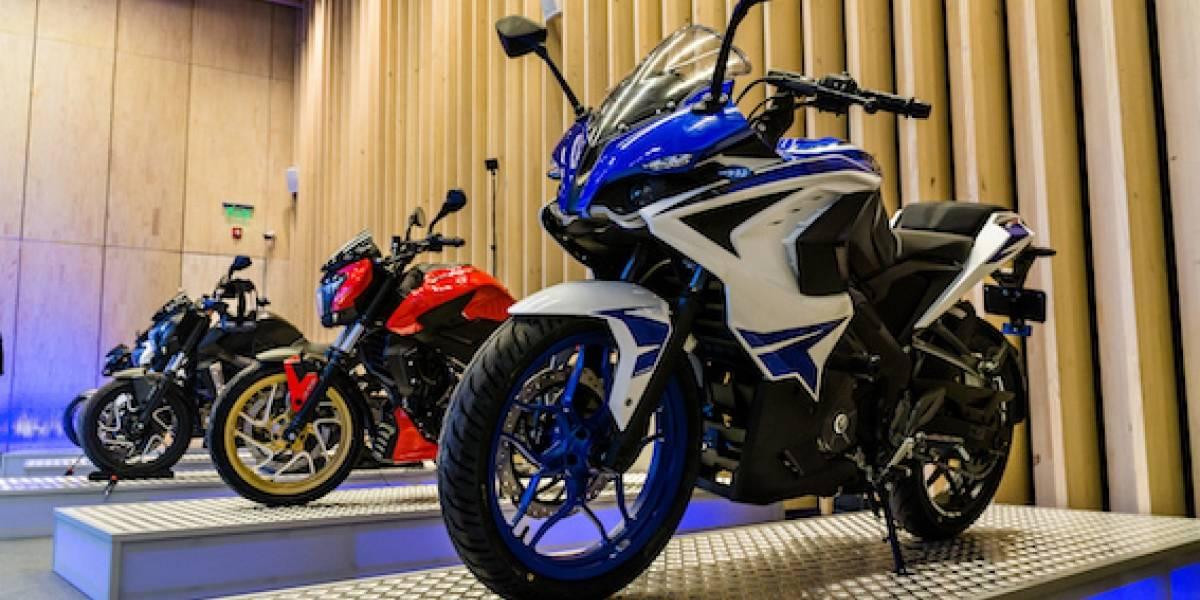 Bajaj apuesta a crecer fuertemente en el mercado de las motos