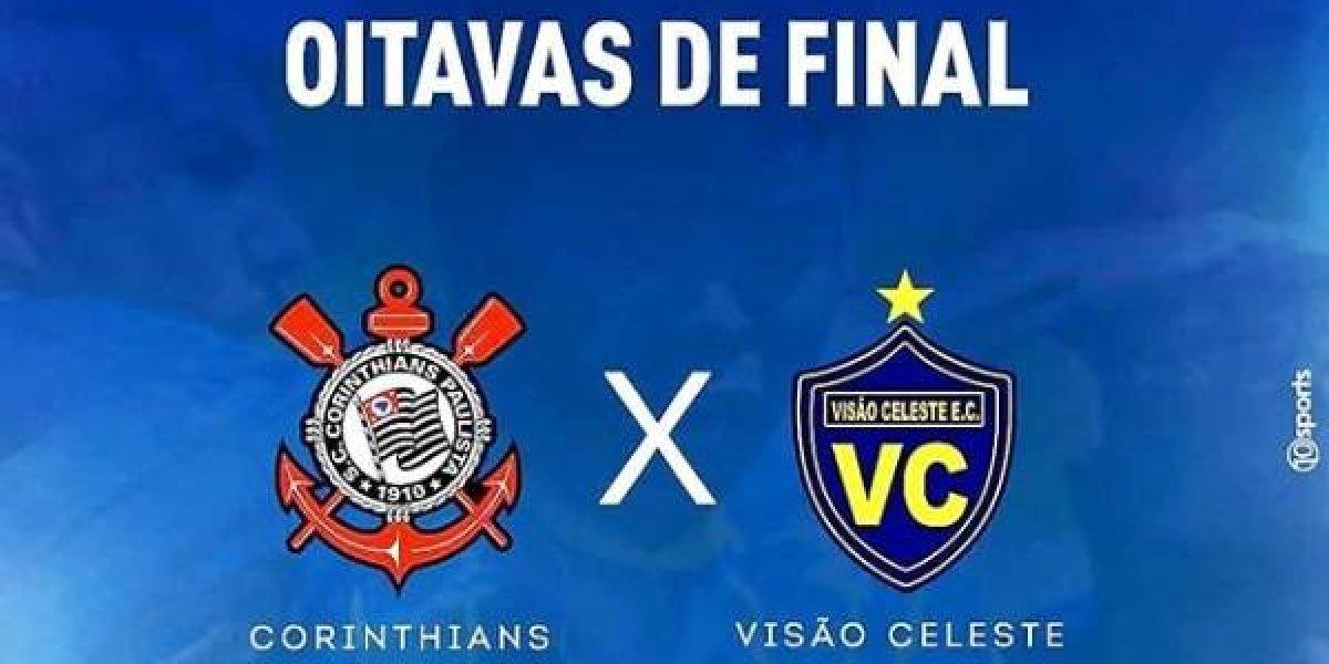 Copa São Paulo 2019: onde assistir ao vivo online o jogo Corinthians x Visão Celeste