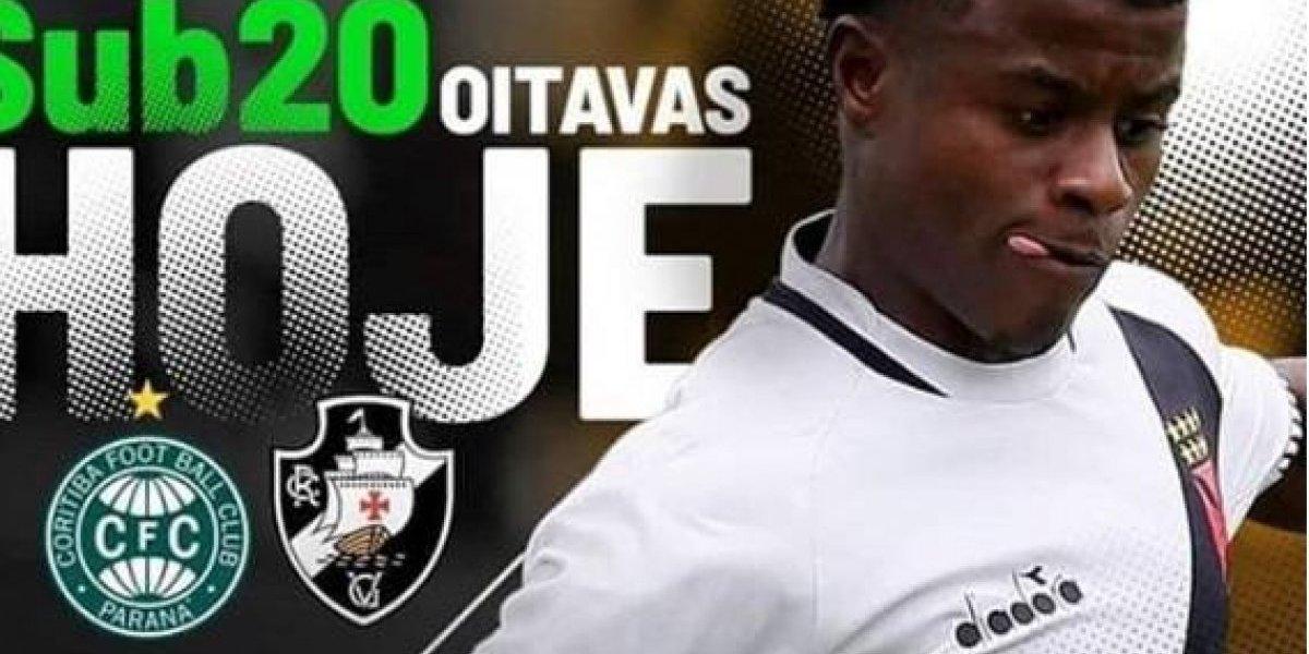 Copa São Paulo 2019: onde assistir ao vivo online o jogo Coritiba x Vasco