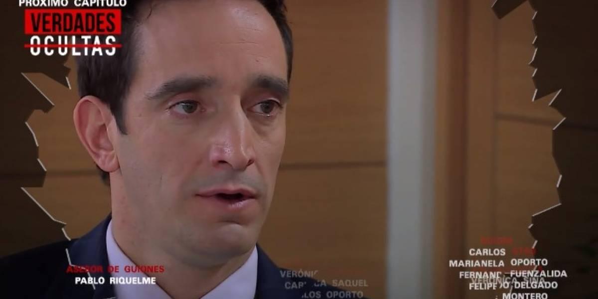 Impacto en 'Verdades Ocultas': Avance reveló cuál es la enfermedad incurable de Rafael