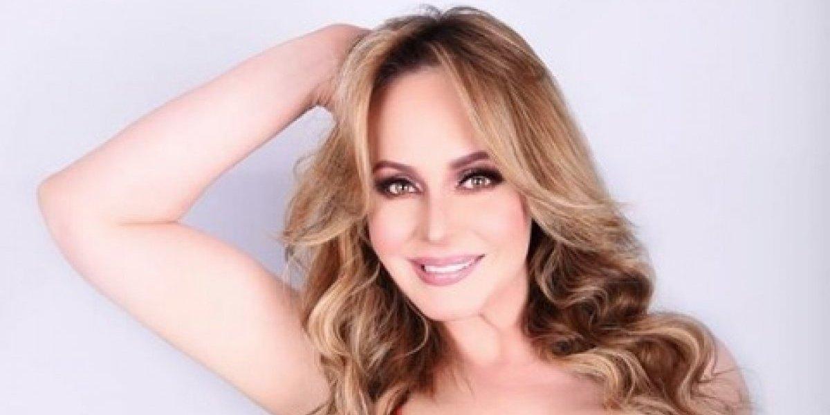 Difunden audio comprometedor de Gaby Spanic atacando a Lucero